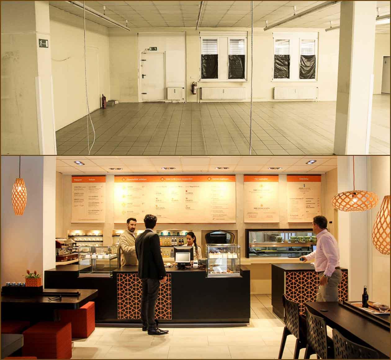 Rikiki. Yaz Offices & Concept Restaurant